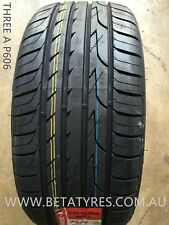 1 X 275/40R20 INCH THREE A TYRE P606 106WXL FREE DELIVERY in selected areas