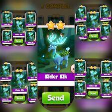 25x Elder Elk ### Coin Master Cards Fastest Delivery