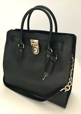 Michael Kors * Hamilton NS Large Leather Tote Bag in Black COD PayPal