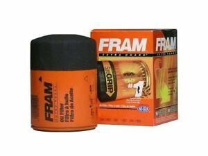 Oil Filter Fram 6VKR73 for Shelby Series 1 1999 2000