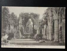 Hampshire: Netley Abbey, East Window, Southampton c1909 by Raphael Tuck & Sons