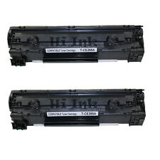 2PK New CE285A 85A Black Toner Cartridge for HP LaserJet P1102W M1217nfw MFP