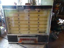 More details for rock-ola jukebox wallbox  model 507