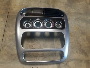 04 Dodge Neon SRT-4 dash trim radio climate bezel