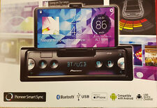 Pioneer SPH-10BT Single Din coche estéreo Bluetooth USB BT APPLE Coche Play Android