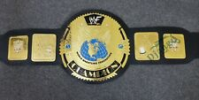 WWE Big EAGLE  Heavyweight World Wrestling Championship Adult Replica Belt 2mm