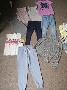 Girls clothes bundle age 6-7 (Next, George)