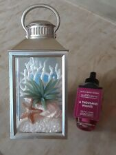 1 Bath & Body Works Wallflowers Plug Ins, And (1) A Thousand Wishes scent