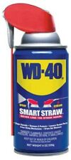 WD-40 Smart Straw Multipurpose Lubricant Protectant Cleaner Spray New - 8 Oz.