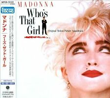 Madonna - Who's That Girl Soundtrack Japan Forever Young CD New And Sealed