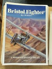 WINDSOCK DATAFILE SPECIAL - BRISTOL FIGHTER  VOLUME 2 - PB