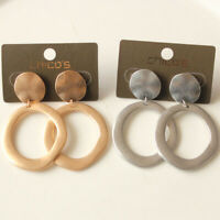 New Chicos Geometric Drop Earrings Vintage Women Party Jewelry 2Colors Available