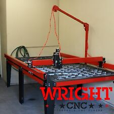 "WRIGHT CNC PLASMA CUTTING TABLE ""Entry-Level KIT"" 4ft x 8ft"