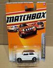 Matchbox Heritage Classics 64 Austin Mini Cooper S,  white w/black rooftop -New