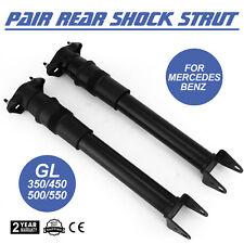 Shock Struts 1643202531 for Mercedes X164 GL350 GL450 GL500 Gl550 Rear L&r 07-12