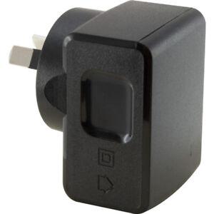 DOSS  5V 2.4A USB POWER SUPPLY 100-240V DC CHARGER MAUSB24