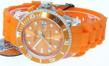 Madison New York Candy Time flash orange unisex U4399-04/1 NEU