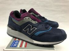 New Balance M997PTB 7.5 M 997 PTB NEW DS Made in USA Mens Navy Blue Grey Mag