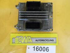 Steuergerät / Motor     Opel Vectra B          09391263     Nr.16006/E