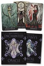 Enchanted Oracle, Galbreth, Jessica, Moore, Barbara, Good Book