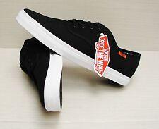 Vans Men's Madero Twill Black VN-0OYC1J6 Size: 7
