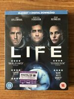 LIFE (Blu-ray + Digital Copy) Brand New Sealed