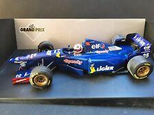 Minichamps - Martin Brundle - Ligier Mugen Honda - JS41 - 1995 - 1:18- Very Rare
