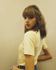 Adidas X Danielle Cathari Yellow White Soccer Tee Shirt Large #19 Blackpink Lisa
