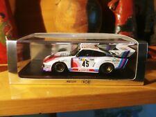 Spark Porsche 935 K2 Ricoh Le Mans 1978 no AMR/minichamps 1/43 S2012