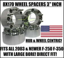 "8X170 WHEEL SPACERS | 3"" INCH (75MM) 
