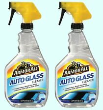 Spray Glass Cleaner by Armor All (2 - 22 oz. Bottles) Clear Streak-Free Shine