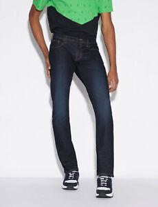 ARMANI EXCHANGE Men`s Jeans Size 32 Slim Fit