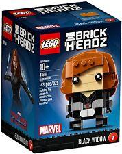 LEGO ® brickheadz 41591 Black Widow Nouveau neuf dans sa boîte _ NEW En parfait état, dans sa boîte scellée Boîte d'origine jamais ouverte