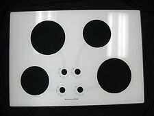 KitchenAid Range Glass Cooktop (WHITE) 3190805  **30 DAY WARRANTY