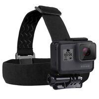 For GoPro HERO, PULUZ Elastic Mount Belt Adjustable Head Strap