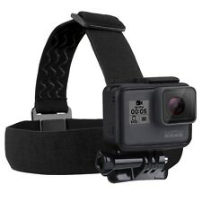 PULUZ For GoPro /Gamin /Xiaoyi Cameras Elastic Mount Belt Adjustable Head Strap