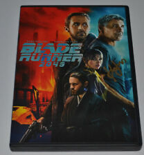 BLADE RUNNER 2049 DVD Autograph HARRISON FORD Rare!