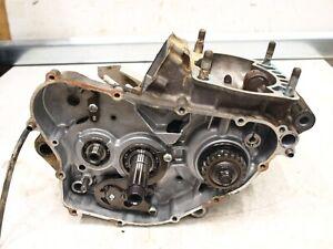 2002 Honda CR250R Bottom End Crankshaft Cases Transmission #3800