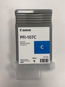 Canon PFI-107C Cyan Ink Cartridge 130ml