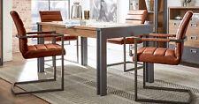 Esstisch Tisch Küchentisch Detroit Stirling Oak / schiefer 155cm 582693
