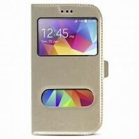 Etui Housse Coque Pochette Case Or Gold Doré Samsung Galaxy A5 2016 A510