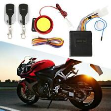 9-15V Motorcycle Alarm System Anti-theft Security Alarm System Remote Control