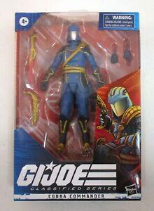G.I. Joe Classified REGAL Cobra Commander Variant MIB Hasbro Pulse Exclusive