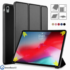 """For New iPad 7th Generation 10.2"""" 2019 Smart Magnetic Shockproof Cover Case UK"""