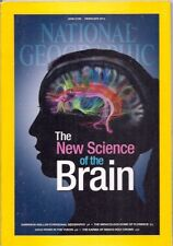 national geographic-FEB 2014-THE HUMAN BRAIN.