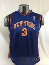 STEPHON MARBURY NEW YORK KNICKS VINTAGE REEBOK JERSEY YOUTH XL 7b4df26dc