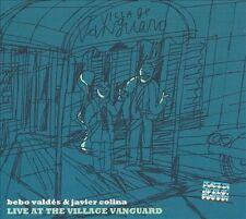 Live at Village Vanguard Javier Colina Bebo Valdes CD