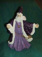 Polyresin Purple Wizard