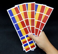 40 Romanian Flag Tattoos, Romania Party Favors