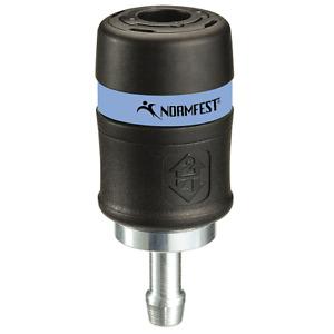 Sicherheitskupplung für Druckluftwerkzeuge/ 9 mm Anschluss***NORMFEST***